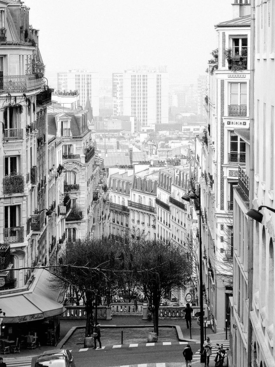 Momarte, Paris
